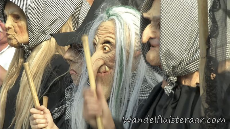 De Makrallen: heksen vereniging van Bever.