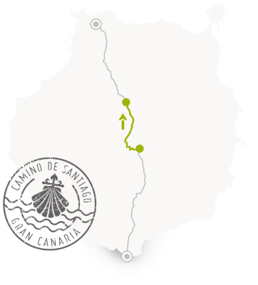 mapa_camino_santiago_gran-canaria_etapa_2