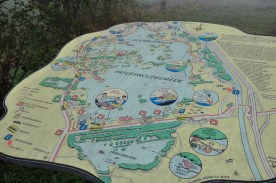 Info bord Paterwoldsemeergebied