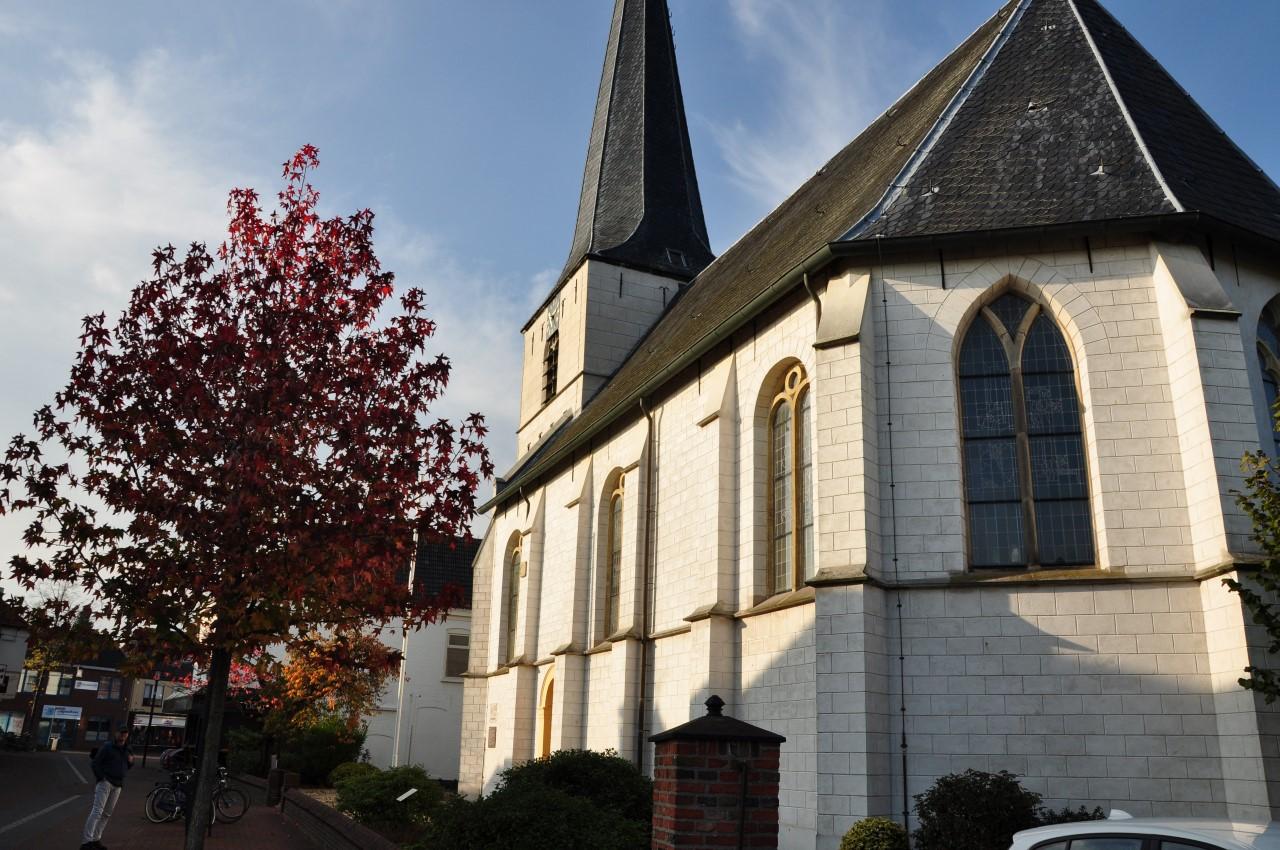 Achterhoek Johanneskerk Lichtenvoorde