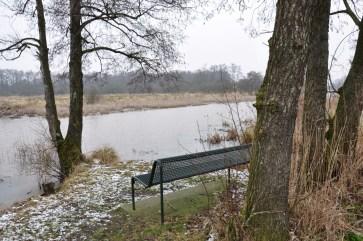 Wandelbankje Februari 2017 Wolvega