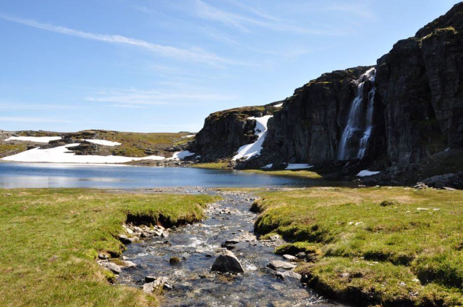 Noorwegen Aurlandsfjord