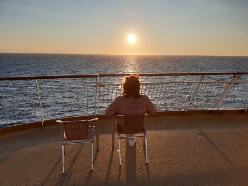 Noorwegen Ferry Oslo-Kiel
