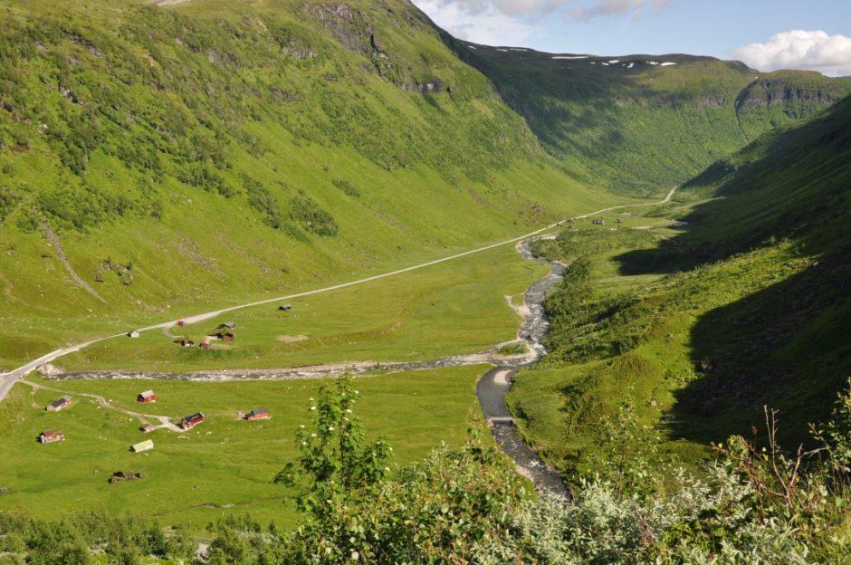 Noorwegen Myrkedalen (2)