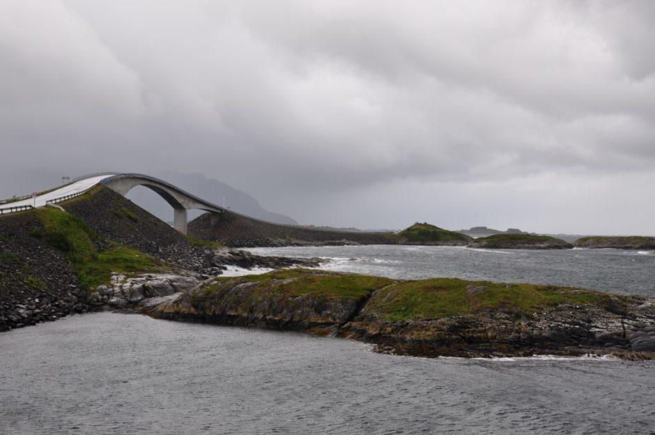 Noorwegen Storseisundbrua
