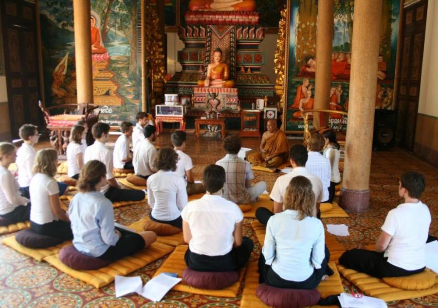 Free things to do in Phnom Penh Cambodia