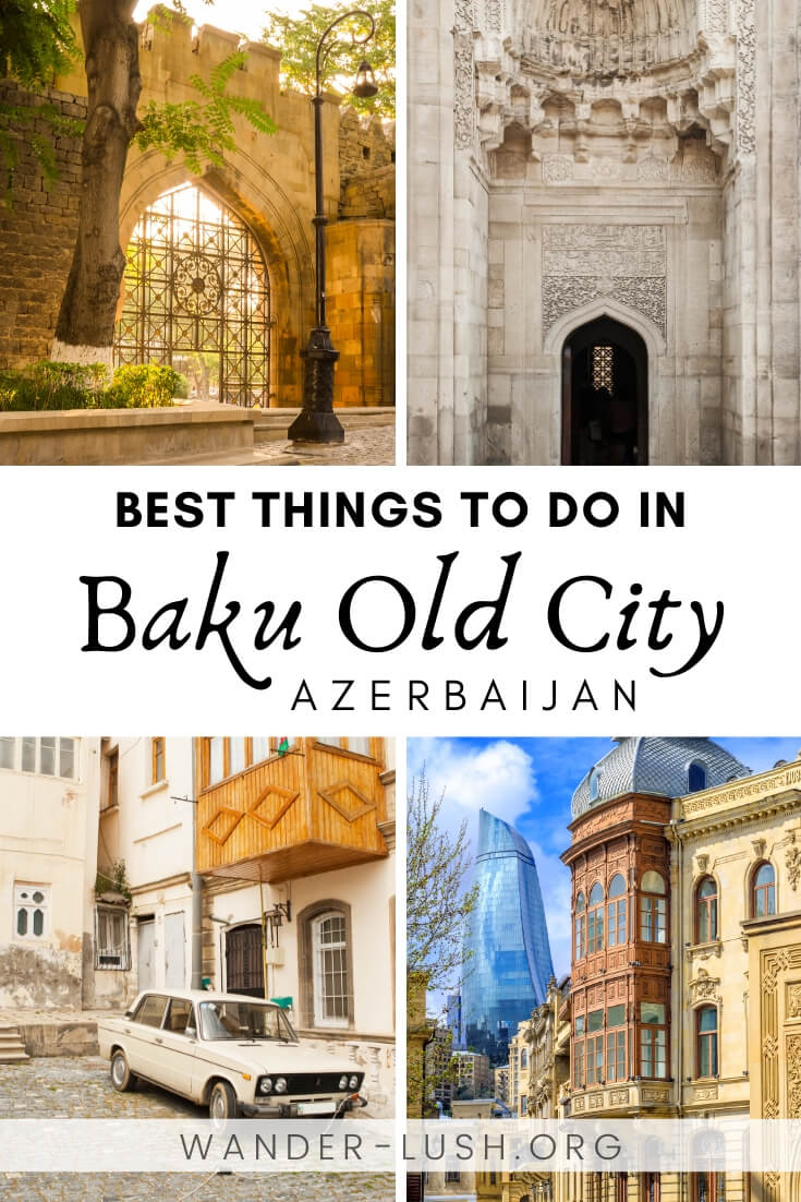 Full of history and interesting architecture, Icherisheher is the oldest part of Baku. Here are 15 must-sees in Baku Old City plus my detailed travel guide.