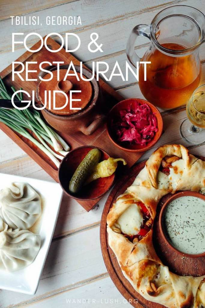 There's no denying it: Georgian is one of my favourite cuisines on the planet. Here's my pick of the best restaurants in Tbilisi, and what you should order.