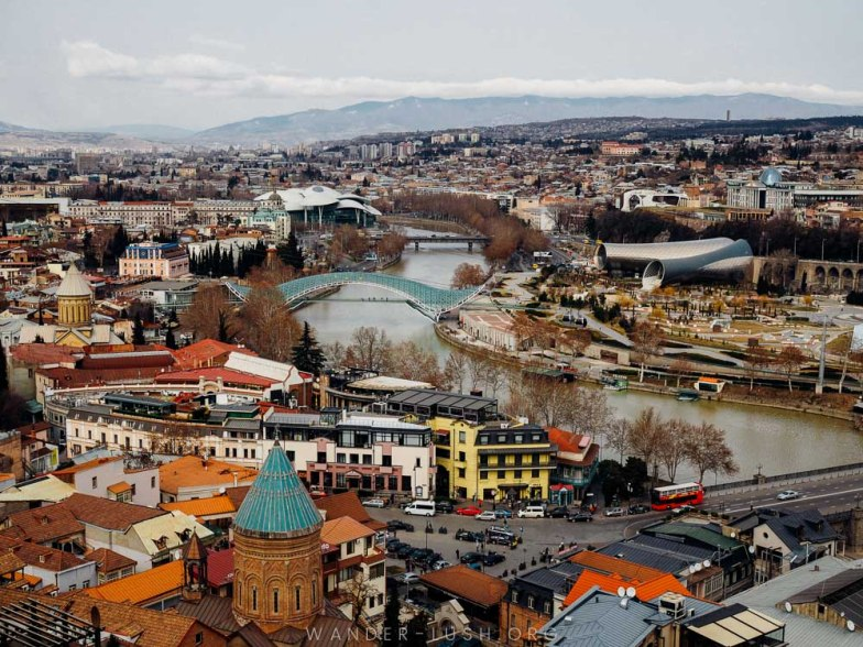 © Emily Lush 2017   Things to do in Tbilisi Georgia; What to see in Tbilisi; Places to visit in Georgia Tbilisi; Where to go in Tbilisi; Tbilisi city tour; Must see in Tbilisi