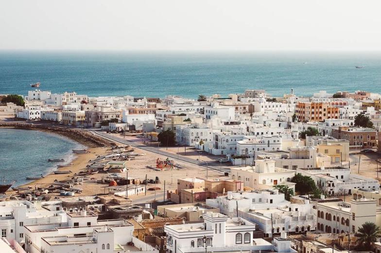 Sur, Oman. Photo credit: Copyright Emily Lush | Oman road trip