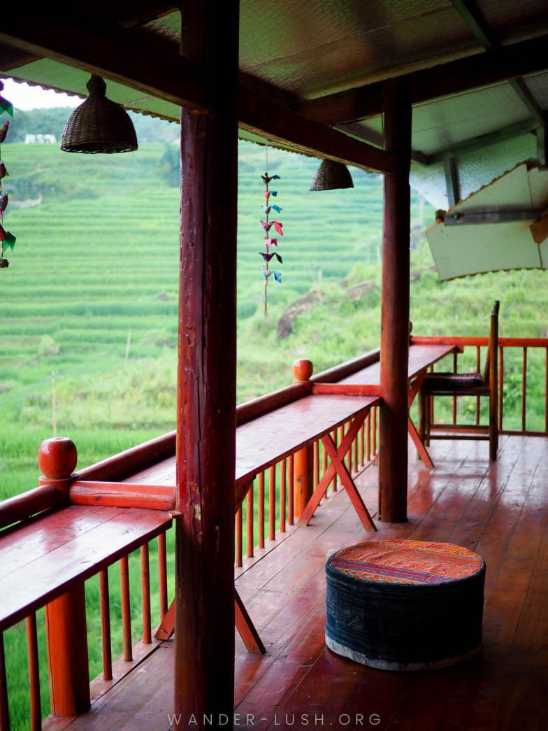 Looking to experience an authentic Hmong homestay in Sapa, Vietnam? Indigo Snail Boutique Hmong Homestay in Ta Van village is a wonderful getaway from Sapa town. Featuring boutique accommodation, trekking, textiles, and home-cooked meals.