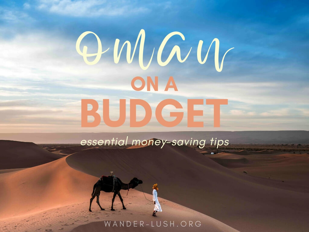 Dreaming of a trip to Oman but worried about the cost? This part of the Middle East has a reputation for being expensive—but Oman can be surprisingly budget-friendly, provided you follow a few tips. Check out my money saving advice for visiting Oman on a budget.
