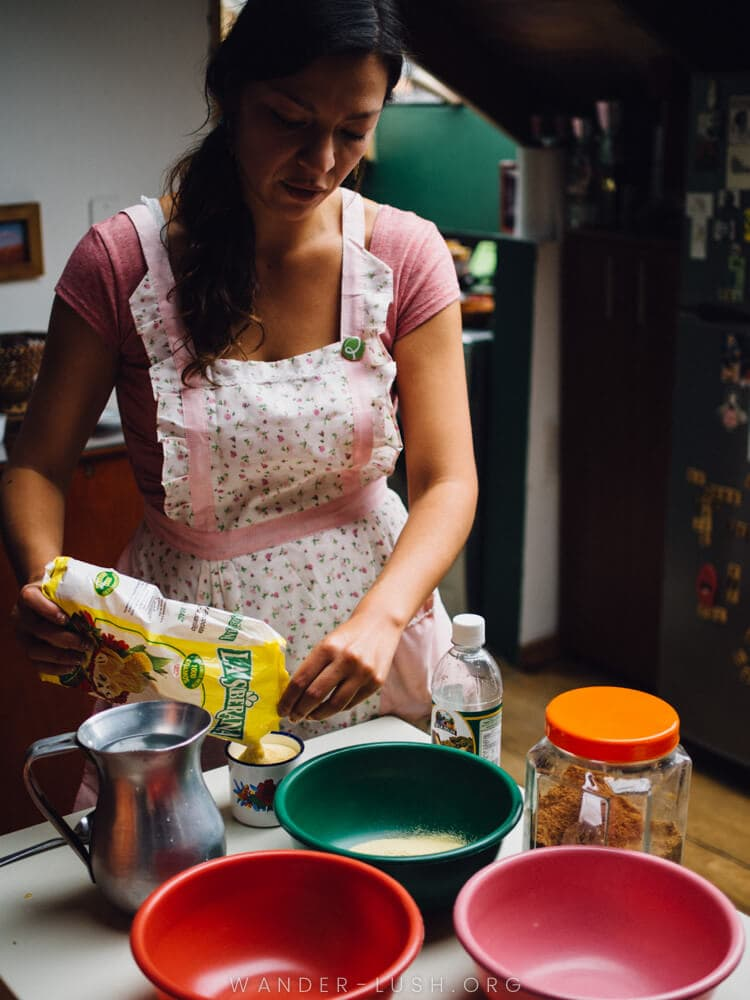 Looking for non-touristy things to do in Bogota, Colombia? Try a Bogota cooking class and salsa lesson with 5Bogota—a local, women-led tour company.