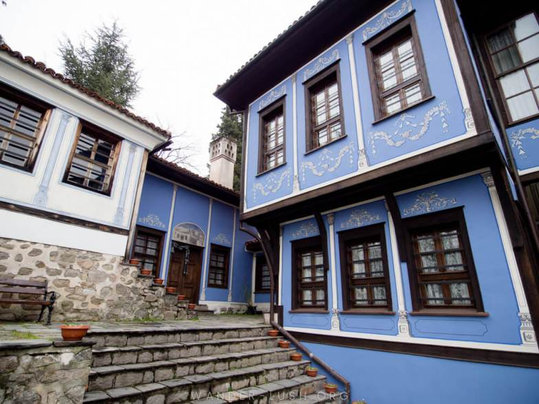 A visitor's guide to Hindliyan House—a National Revival-style home and one of the finest examples of traditional Bulgarian architecture in Plovdiv Old Town.