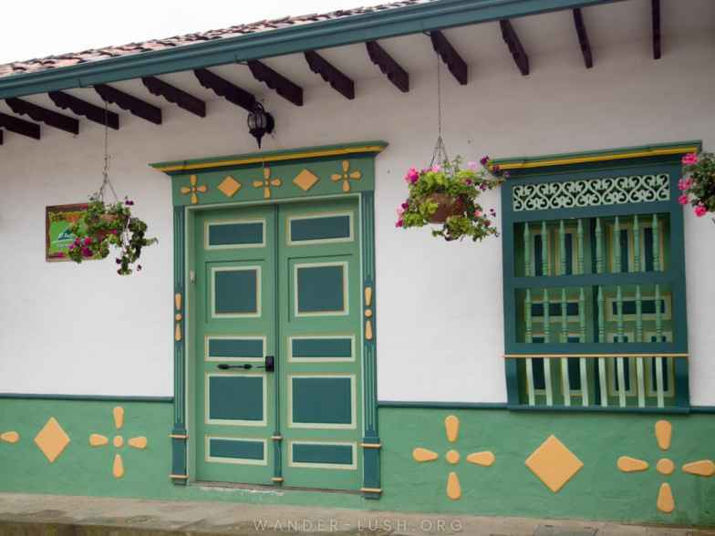 Travelling to Jerico in Colombia's Antioquia region? Base your stay in this charming town at El Despertar, the most atmospheric boutique hotel in Colombia.