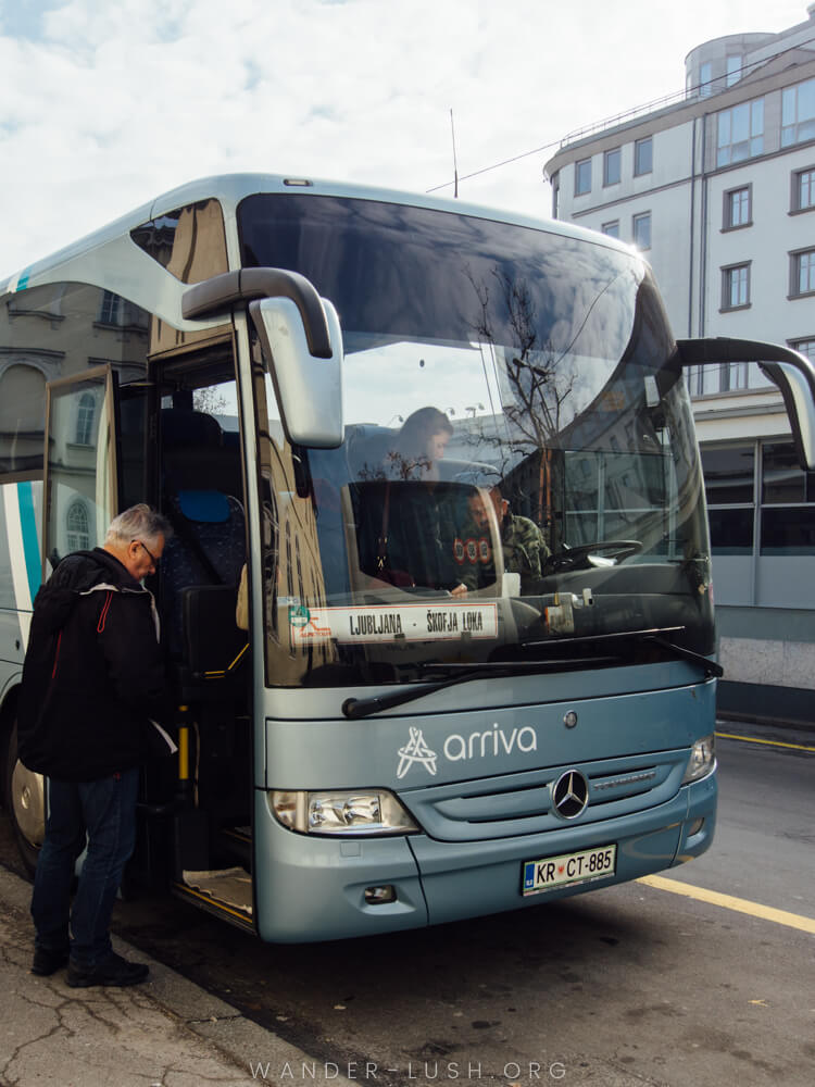 Planning a trip to Slovenia and wondering how to get from Ljubljana to Lake Bled? My 2019 transport guide shows you how to travel safely and affordably.