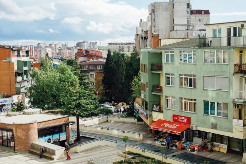 Inside the Kurrizi Complex in Prishtina | Things to do in Prishtina city, Kosovo—including the best cultural attractions, designer cafes and architecture. Use this guide to plan your Kosovo travel!