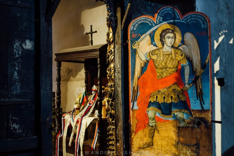 Onufri Iconography Museum, one of the best things to do in Berat.