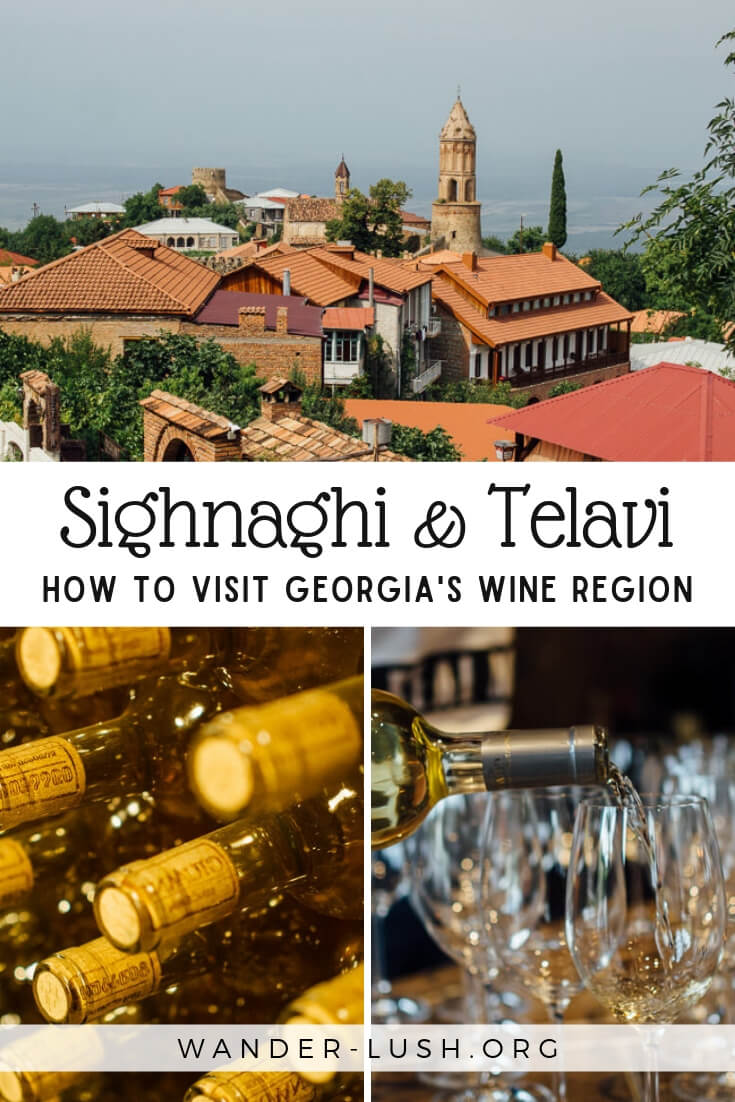 The most up-to-date, detailed instructions for travelling from Isani/Samgori in Tbilisi to Sighnaghi or Telavi by bus, taxi or car.