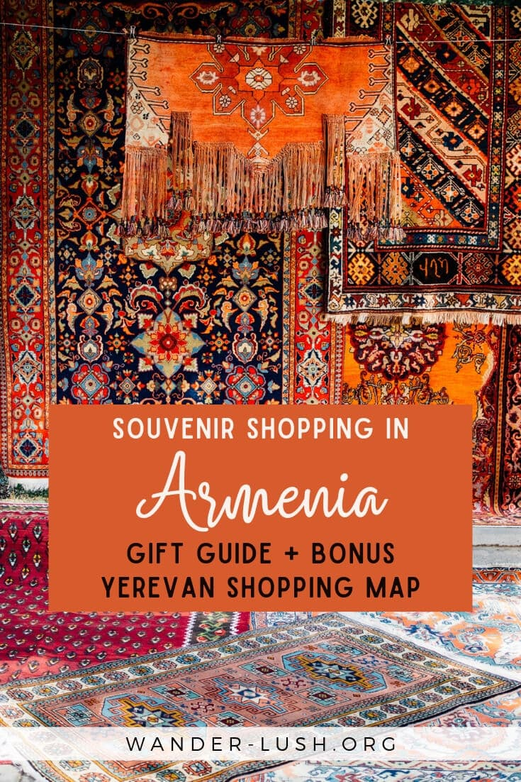 The best handmade, ethical and authentic Armenian souvenirs – plus where to go shopping in Yerevan. Featuring 20+ of the best Yerevan shops.