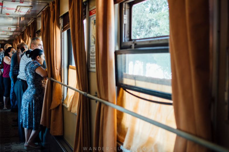 Your complete guide to travelling by train from Tbilisi to Yerevan — including route info, tickets, visa information, and first-hand traveller's tips.