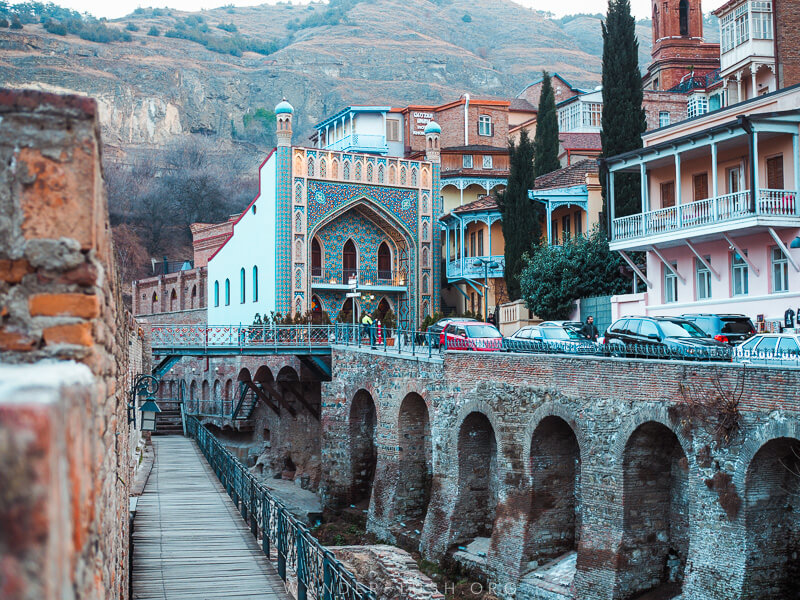 Prices, etiquette, and everything you need to know about visiting the sulfur baths in Tbilisi. Includes my top 5 best Tbilisi sulfur baths.