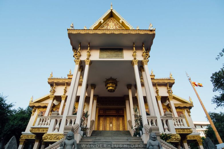 A detailed area guide and curated list of recommendations to help you decide exactly where to stay in Phnom Penh, Cambodia.
