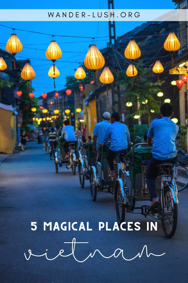 Planning a trip to SE Asia and wondering where to go in South Vietnam? Here are 5 unmissable destinations, plus recommended activities & accommodations.