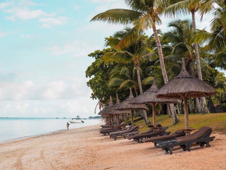 Beachcomber Trou aux Biches is one of the most beautiful luxury beach resorts in Mauritius. Here's my full review of the hotel.