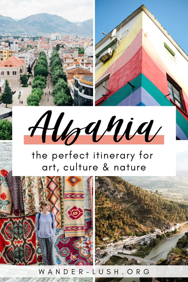 The ultimate guide to 2 weeks in Albania travelling by bus. Here is the perfect Albania itinerary for culture, history and nature lovers.