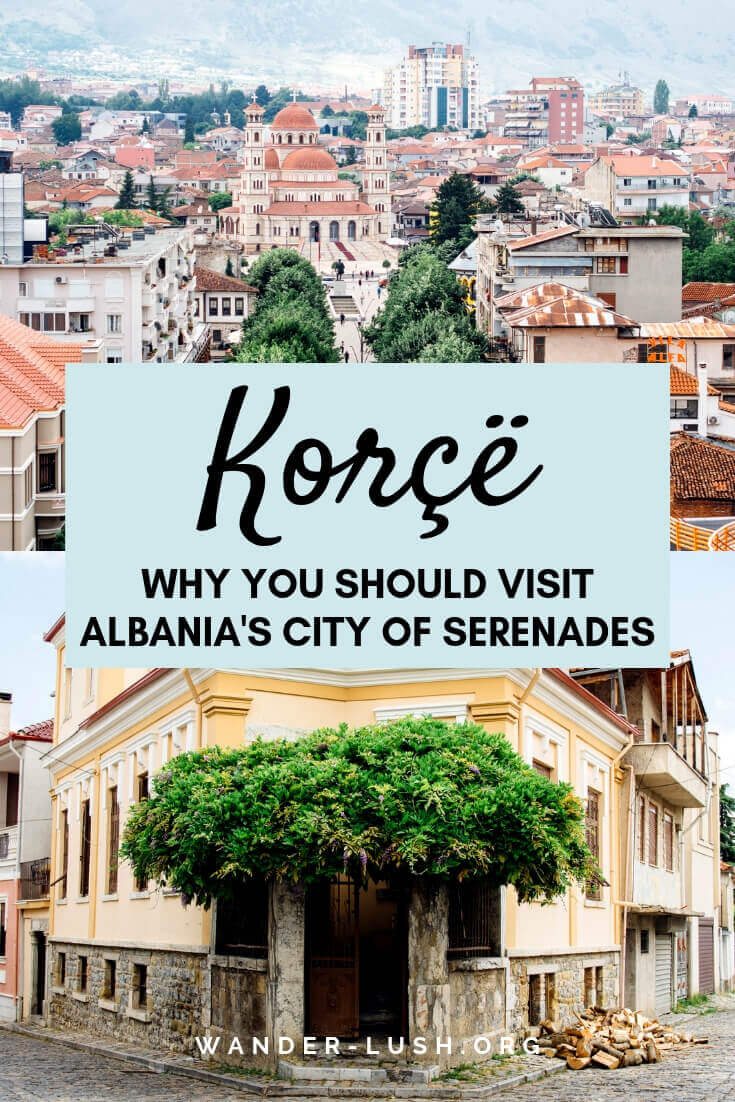 Korca is unlike any other city in Albania. Here are the best things to do in Korca, including the beer factory, the country's first mosque, and much more.