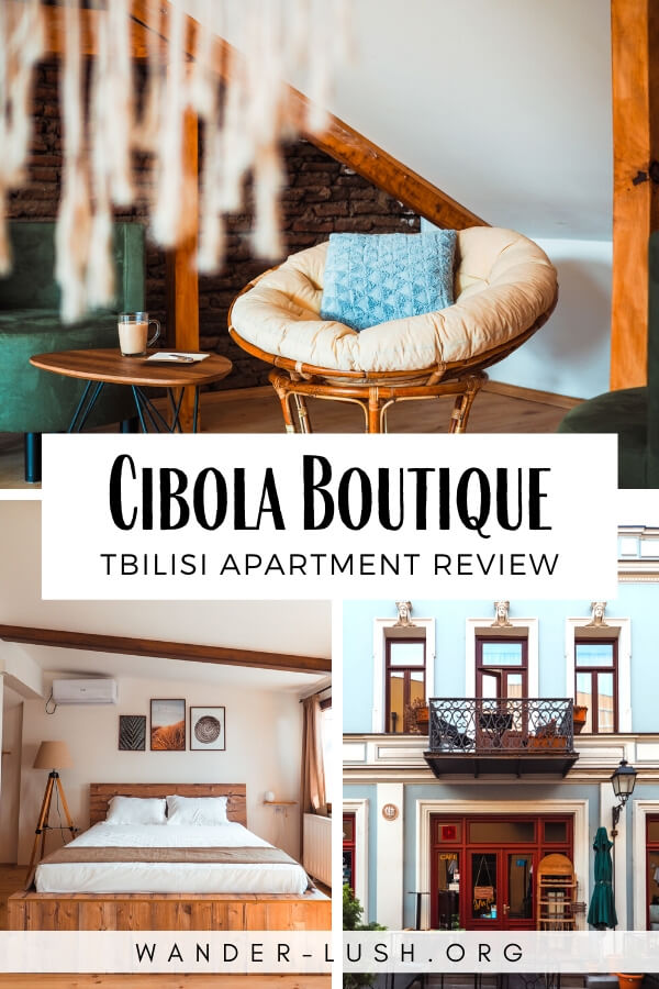 My review of Cibola Boutique – self-contained, contemporary apartments for short-term rental in the heart of Tbilisi.