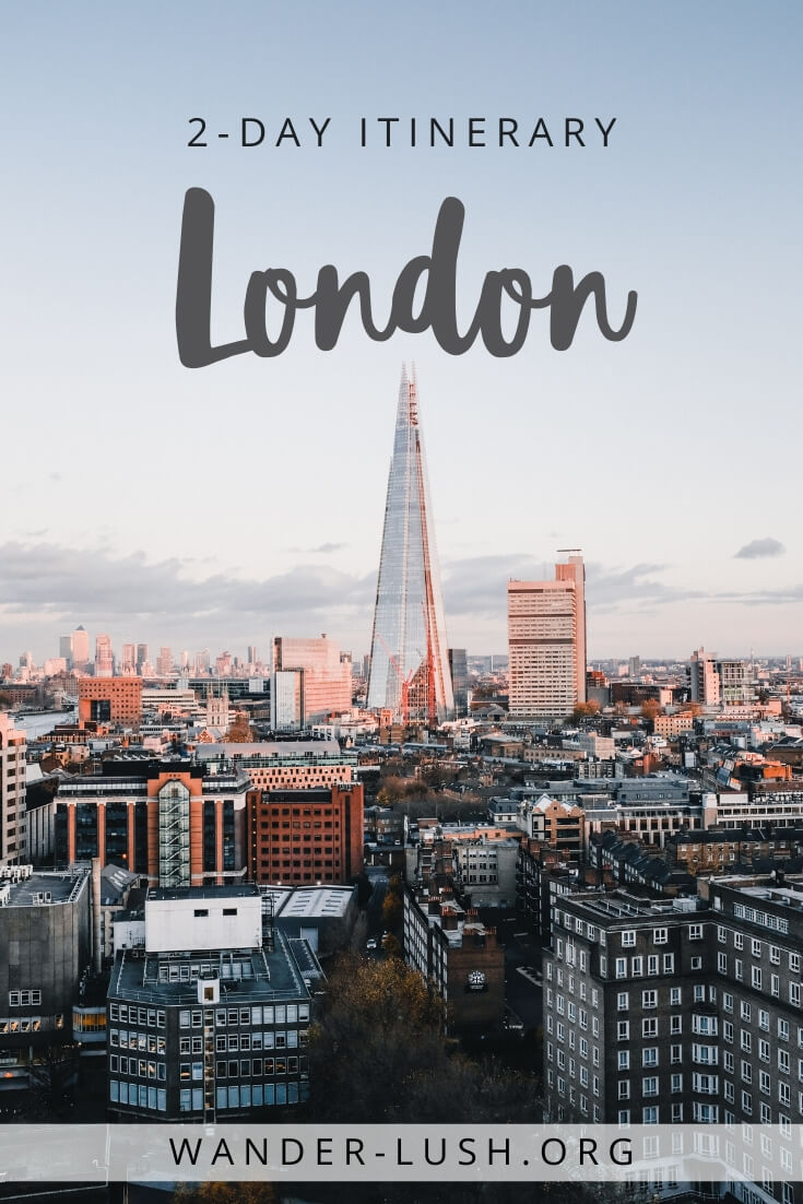 There are certain things first-time visitors to London have to tick off their list. If you've got just 2 days in London, this itinerary covers the highlights and iconic London experiences.