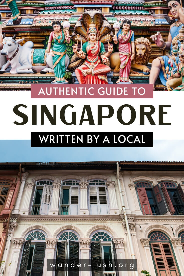 Discover the 'real Singapore' with these 7 authentic and meaningful things to do. Experience Singapore traditions, as recommended by a local.