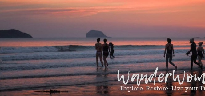 WanderWomen: May Day Dawn Swim