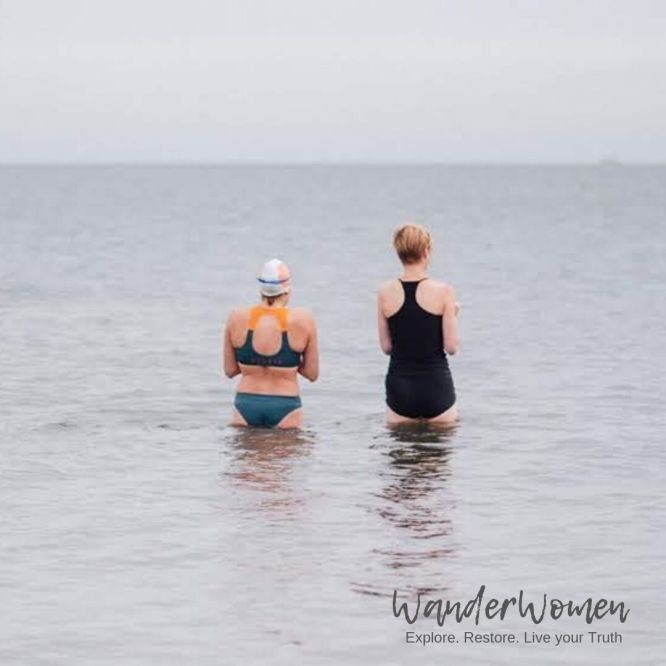 Mindful Sea Swimming Coaching