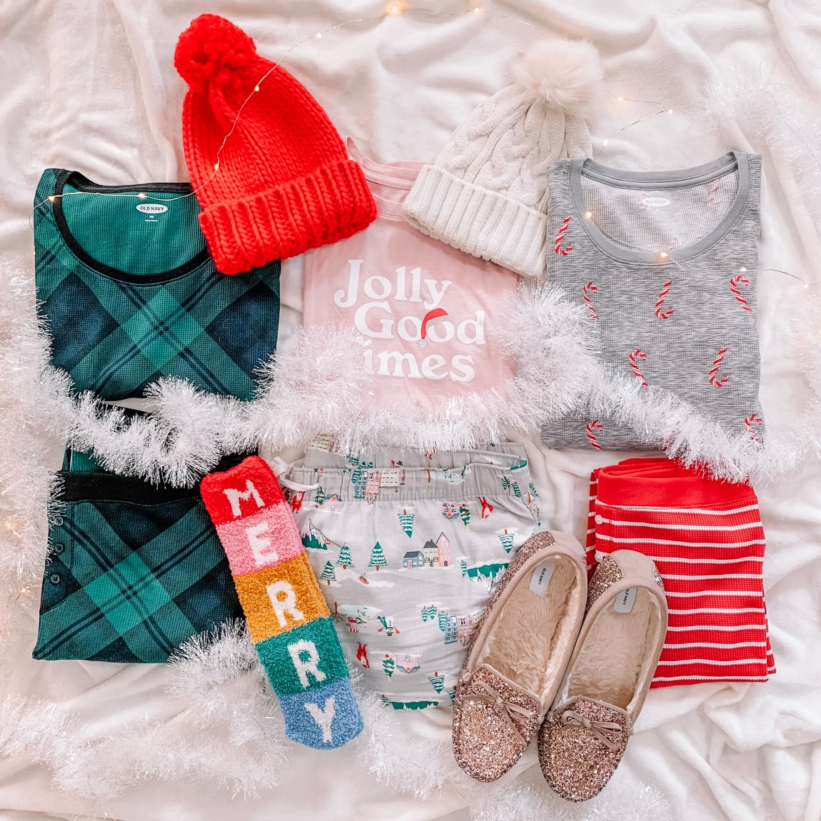 The Cutest Christmas Pajamas