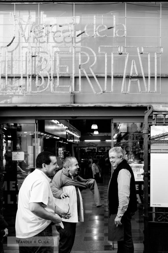 Meet at the mercat