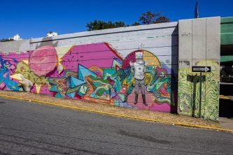 San Juan Mural