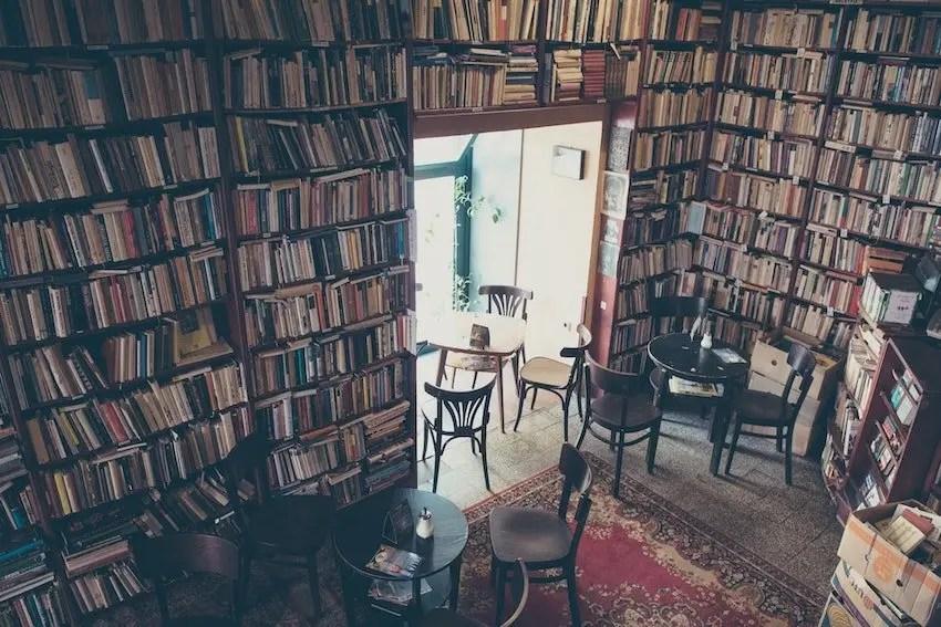 ireland bookstore