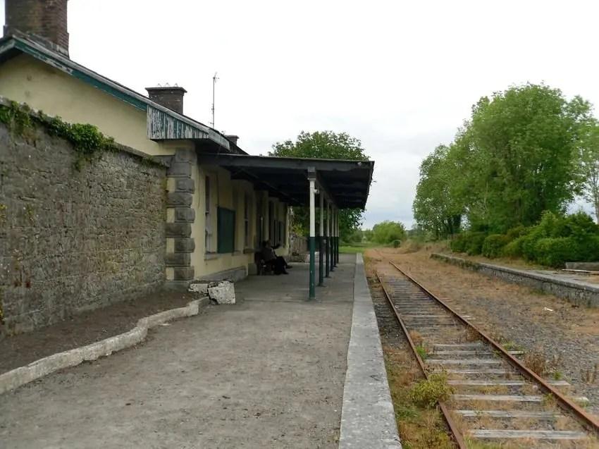 train station in ireland