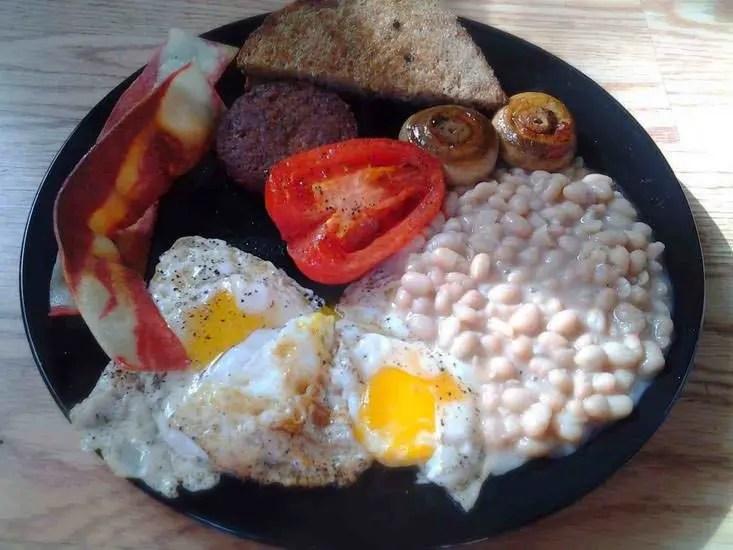 Irish breakfast goblin box