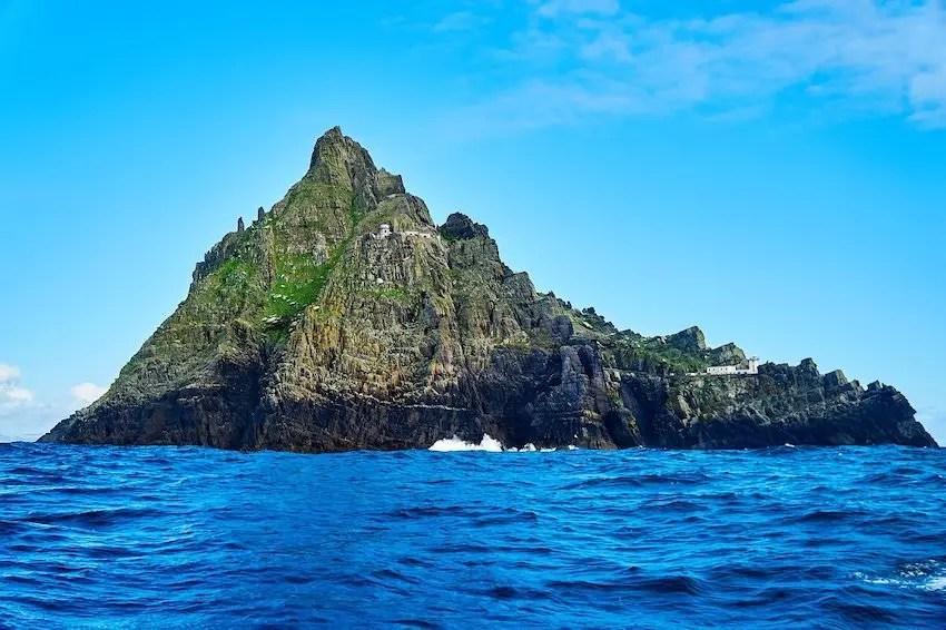 Skellig Islands famous irish landmarks