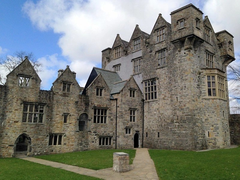 donegal castle places to see in donegal