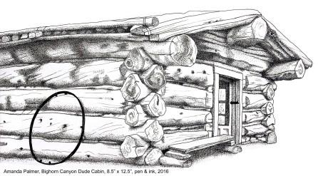 bighorn canyon nra, hillsboro dude cabin