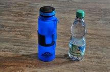 Faltbare Trinkflasche