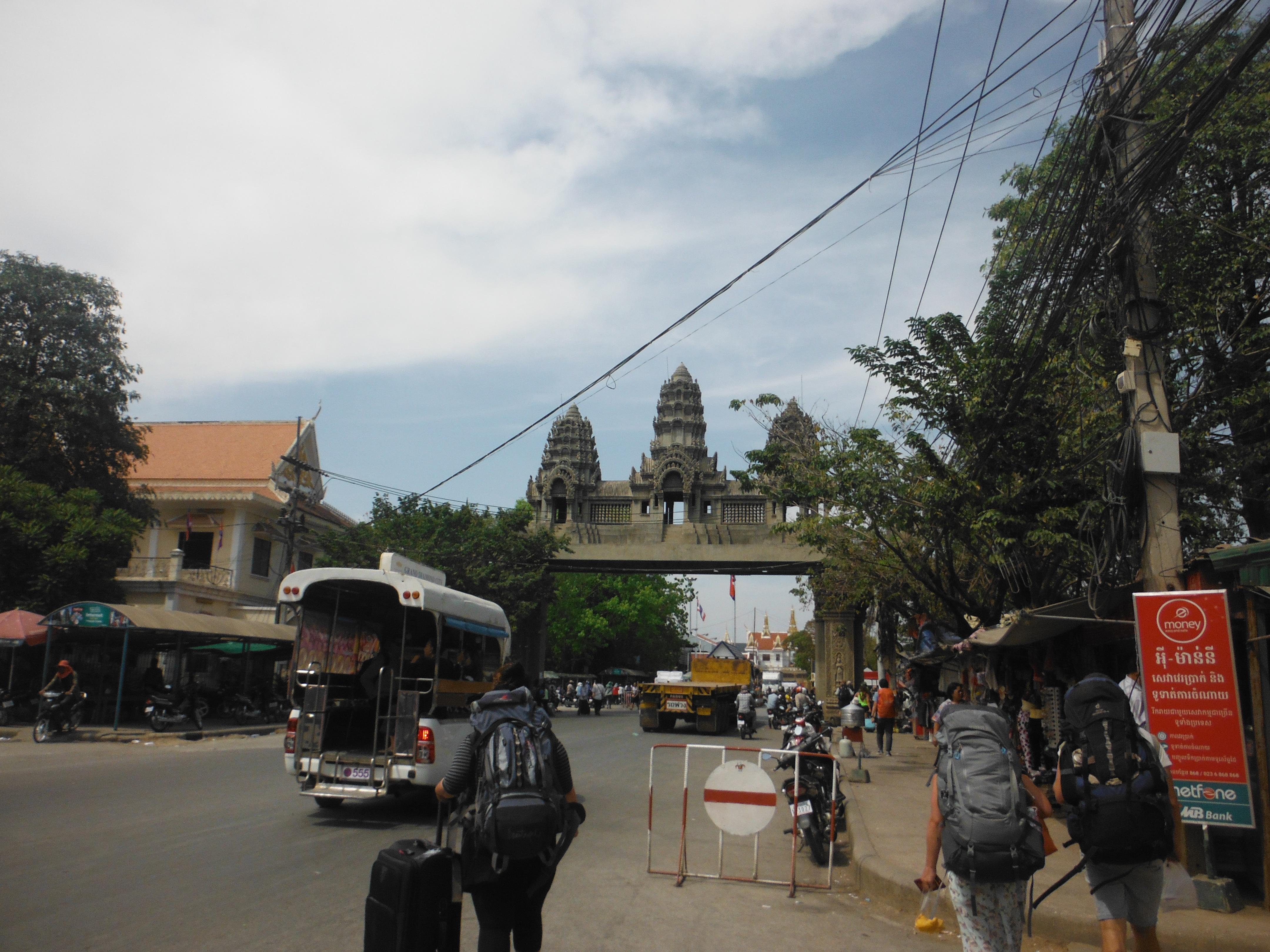 Thai Cambodia Border