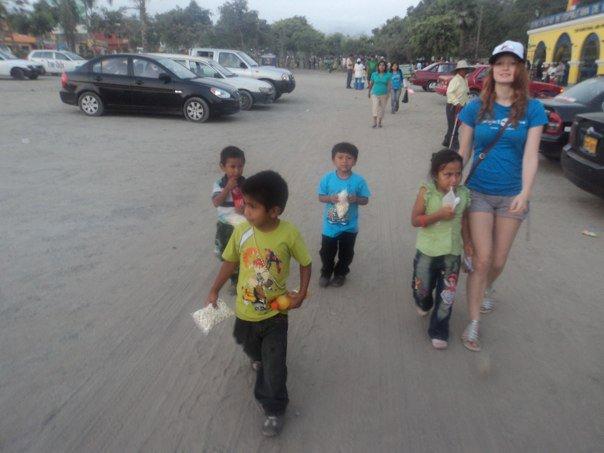Volunteering with Solidarity Experiences Abroad