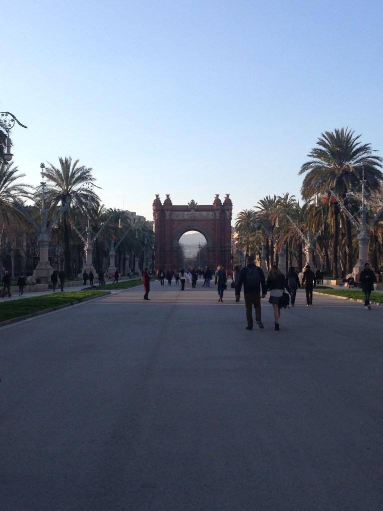workcation in barcelona