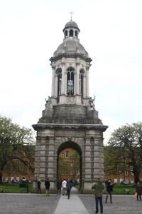 Trinity College - Dublin in a day